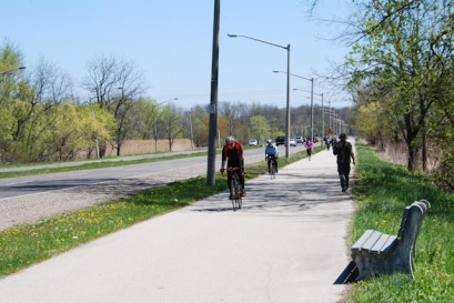 Bike Path, Hamilton