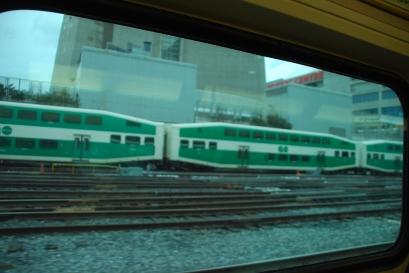 GO Train, Union Station -KP