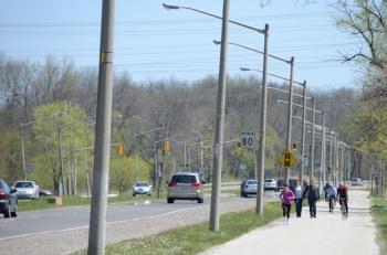 Walking & Cycling Path, Dundas, Ontario
