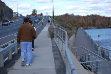 Walking & Cycling Infrastructure, Sudbury