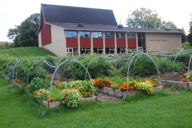 Community Garden, Dundas, Ontario -KP